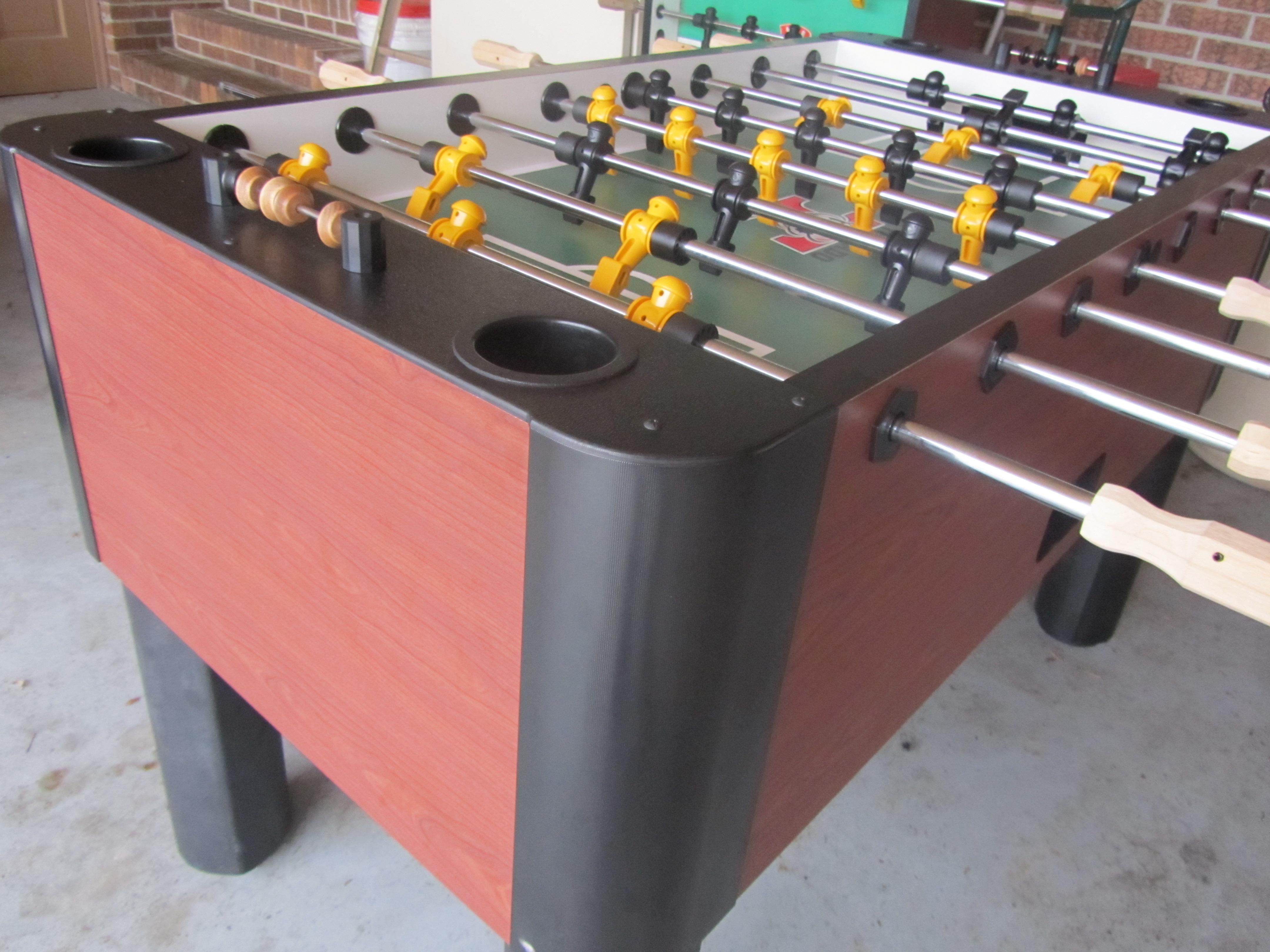 Used tornado foosball table home model used parts forsale - Used tornado foosball table ...